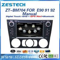 ZESTECH 7 inch For bmw E90 Car DVD Player for BMW E90/E91/E92/E93 3 Series Car DVD GPS With radio navigation system