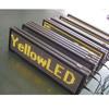 Waterproof P10 led outdoor signs module
