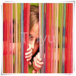 Decoration string curtain