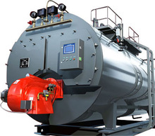 GOOD PERFORMANCE!! WNS Series Horizontal Diesel Fired Boiler/ Diesel-fired Fire Tube Boiler Price
