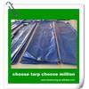uv stabilized water tank pe aluminium eyelets canvas tarpaulins fabric
