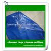 uv stabilized water tank polyester aluminium eyelets pe tarpaulin tent fabric