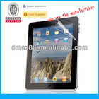 For iPad 4 anti-glare screen protector film oem/odm(Anti-Glare)