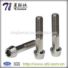 High Corrosive Resistance M16 Titanium Screws Bicycle Parts