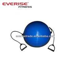 58cm bosu balance ball/fitness. balance ball