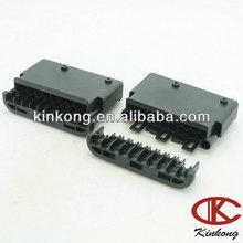 10 way PCB header connector