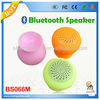 Factory wholesale waterproof portable mp3 speakers with handsfree function
