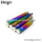 Latest Updated Spinner Vision Spinner Rainbow Battery Elego E Cigarette in Stock