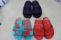 2014 eva novo estilo designer baratos crianças verão sandálias