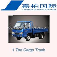 1 Ton Single Row Diesel Mini Truck