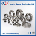 China manufacturer / mountain boike / toyota minibus 6410 Made in China on Machine Deep groove ball bearing