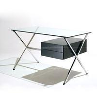 TL049 classic Stainless Steel Frame Franco Albini 120cm desk