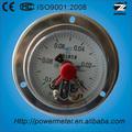 ( yx- 100z) 100mm brida tipo eléctrico manómetro/inalámbrica medidor de presión