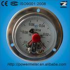 (YX-100Z) 100mm flange type electric manometer / wireless pressure gauge