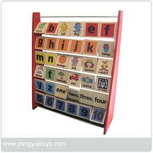 PY1592 Giant Alphabets Rack,alphabet letter toys