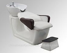 nice and brilliant design shampoo bed for hair salon