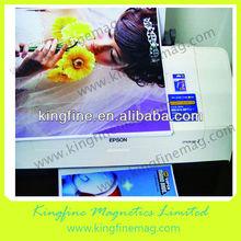 Magnetic inkjet paper,digital photo frame,photo printer