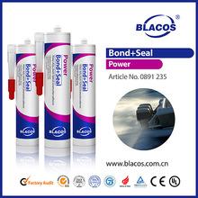 Odorless Paintable Multi Purpose Elestic Bonding Modified MS Polymer Floor Sealant