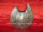 vietnam lacquer ceramic vase