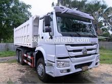 SINOTRUK HOWO 6x4 ,20cbm diesel dump truck for sale in dubai
