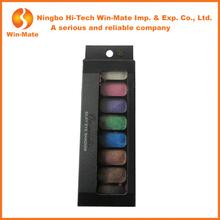 8 Colors Kiss Beauty Cosmetic Eyeshadow With 1 Helper