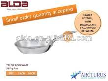 stainless cookware/SS fry pan/SS casserole/SSsets