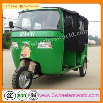 Electric Models of Bajaj Three Wheeler Tricycle/Auto Rickshaw Tuk Tuk Price