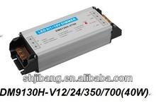 2013 new Constant Current led dimmer,0-10V Dimmer, High voltage AC110-240V,1CH, DM9130H-V700(40W)