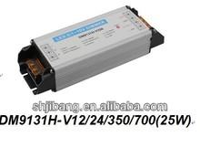 Manufacturer!!! led dimmer, 0-10v dimmer HIGH VOLTAGE,led controller DM9131H-V12(25W)