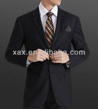 3 piece suit/ black coat pant men suit/blazers and men suit