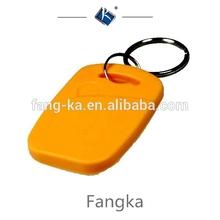RFID 125KHz ID EM4100 waterproof nfc ABS key tag for access control