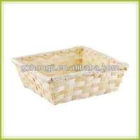 handicraft natural Bamboo basket cheap