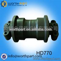 Kato Crane Excavator Spare Parts HD770 Roller/ Track Roller