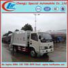 6000L hydraulic trash compactor,solid waste compactor,mini trash compactor