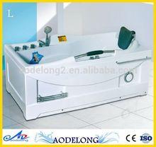 Massage bathtub & bathroom accessories