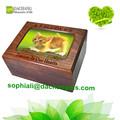 madeira urn pet coração caixa de urnas de cremação keepsakes estanho gato resina de madeira pet memorial pewter token urna de cinzas