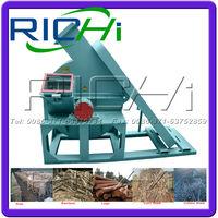 Siemens Motor Equipped Wood Chipper/Biomass Briquette Crusher