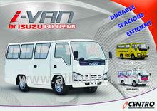Brand New Isuzu NHR i-Van