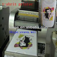 canvas digital printing machine
