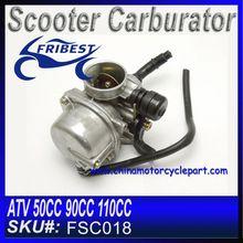 50cc ATV carburetor ATV 50CC 90CC 110CC carburator kit FSC018