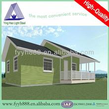 Steel Framing Prefabricated Villa prefab kit homes