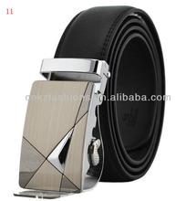genuine leather automatic man belt
