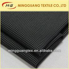 China supplier manufacture check woven women's fabric wholesale in market dubai