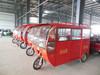 60V1000W battery rickshaw for 6 passenger XYJ-A