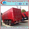 CLW cargo box semi trailer,strong box trailers,semi trailer used