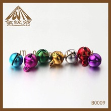 Various sizes and colors high quality bell christmas ornaments