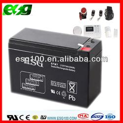 12v battery UPS battery 12V7AH lead-acid batteries