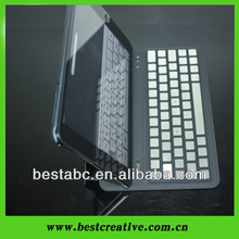 2013 new arrival for ipad mini keyboard case with bluetooth
