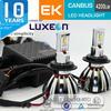 EK D2S H4 H7 9005 9006 880 881 led headlight