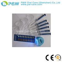 non peroxide teeth whitening kit